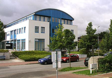 Die Zentrale in Schwerin