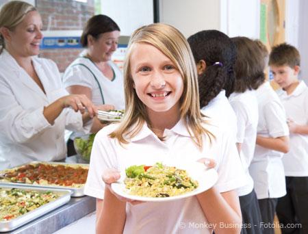 Essen für Schüler